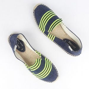Soludos × LemLem | Smoking Slipper Espadrilles
